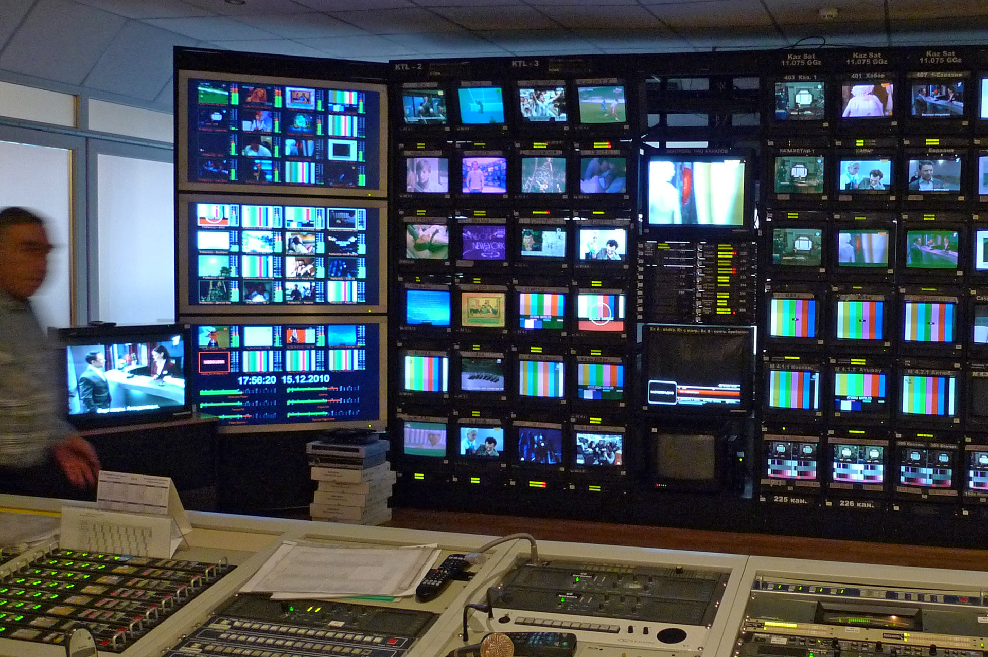 Our Installations - Monitoring Solutions and Multiviewers